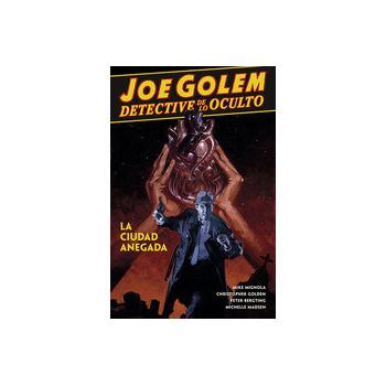 JOE GOLEM DETECTIVE DE LO...