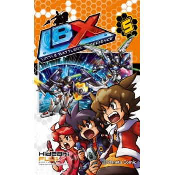 LITTLE BATTLERS EXPERIENCE (LBX) 05