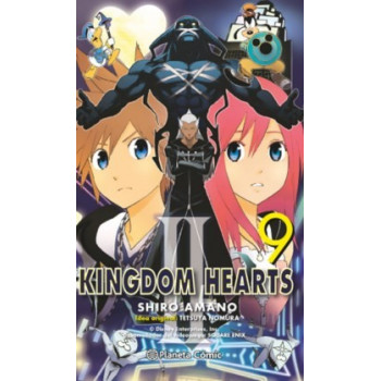 KINGDOM HEARTS II 09