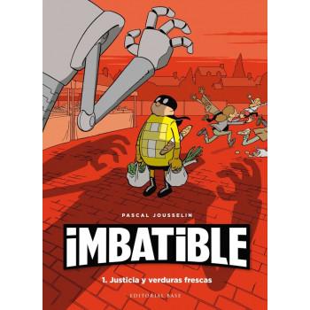 IMBATIBLE 01 JUSTICIA Y...