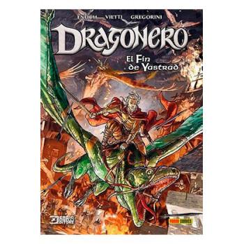 DRAGONERO 05: EL FIN DE...