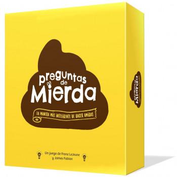 PREGUNTAS DE MIERDA (2ª...