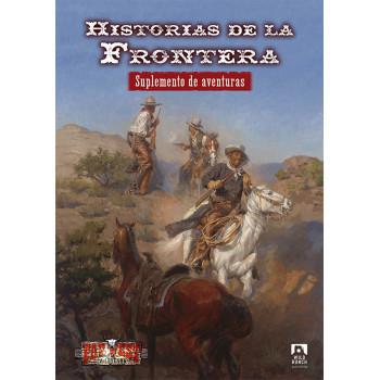 HISTORIAS DE LA FRONTERA -...