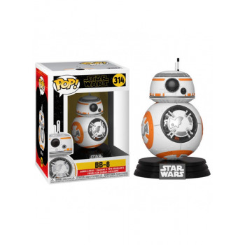 FUNKO POP! 314 BB-8. STAR WARS