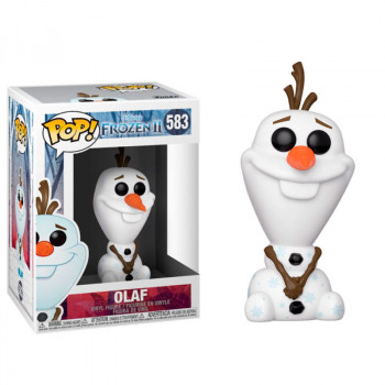 FUNKO POP! 583 OLAF. FROZEN 2