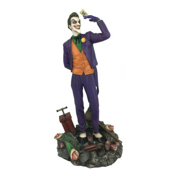 ESTATUA THE JOKER DIORAMA...