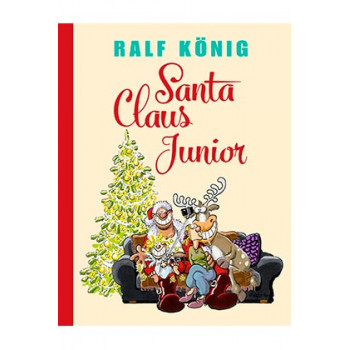 SANTA CLAUS JUNIOR (RUSTICA)