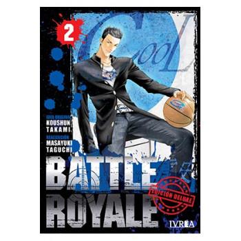 BATTLE ROYALE DELUXE 02