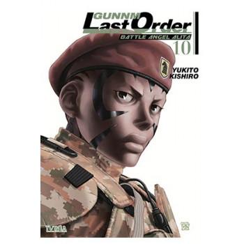GUNNM: LAST ORDER 10
