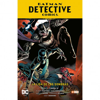 BATMAN - DETECTIVE COMICS...