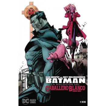 BATMAN: LA MALDICION DEL...