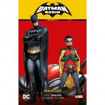 BATMAN Y ROBIN VOL. 01:...