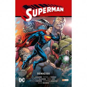SUPERMAN VOL. 4: RENACIDO...