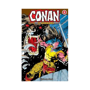 CONAN EL BARBARO (INTEGRAL) 08