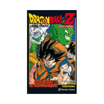 DRAGON BALL Z ANIME COMIC...