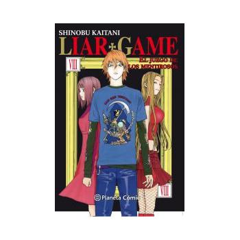 LIAR GAME 08 (NUEVA EDICION)