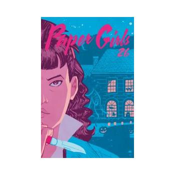 PAPER GIRLS 26