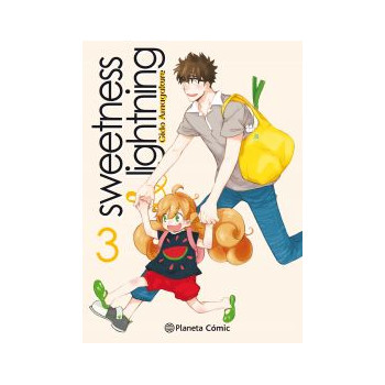SWEETNESS & LIGHTNING 03