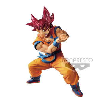 ESTATUA SON GOKU SUPER...