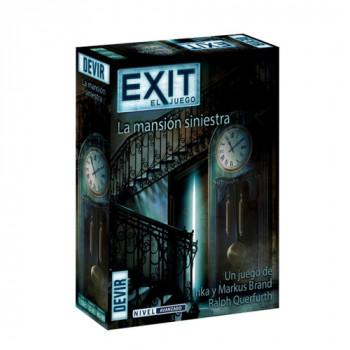 EXIT - LA MANSION SINIESTRA