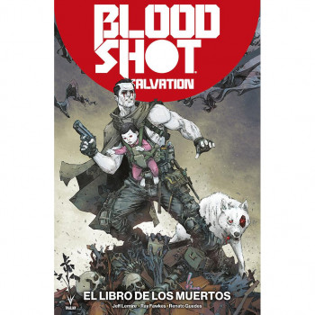BLOODSHOT SALVATION 2 EL...