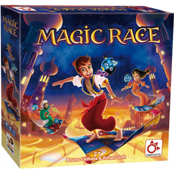 MAGIC RACE (FIRMADO POR SU...