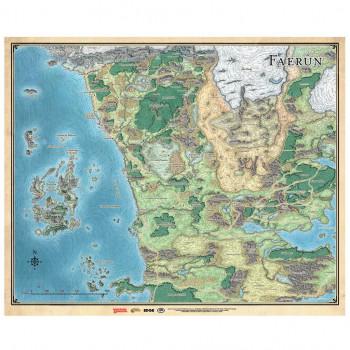 MAPA DE FAERUM - DUNGEONS &...
