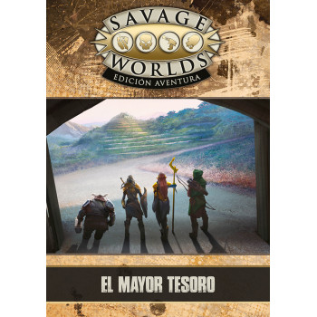 EL MAYOR TESORO - SAVAGE...