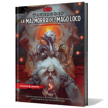 LA MAZMORRA DEL MAGO LOCO...