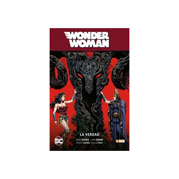 WONDER WOMAN VOL. 3: LA...
