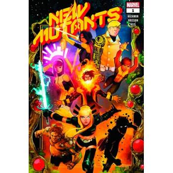 NUEVOS MUTANTES 01
