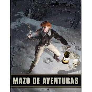 MAZO DE AVENTURAS - SAVAGE...