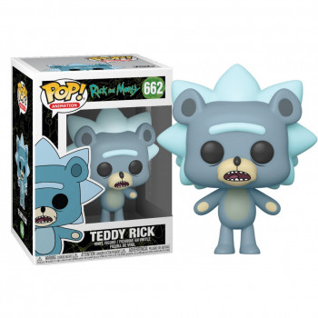 FUNKO POP! 662 TEDDY RICK....