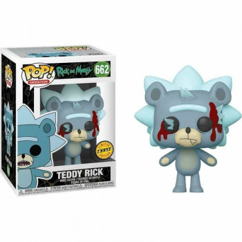 FUNKO POP! 662 TEDDY RICK...