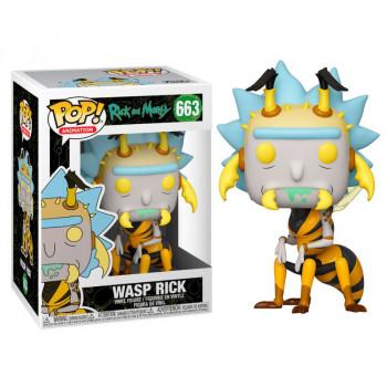 FUNKO POP! 663 WASP RICK....