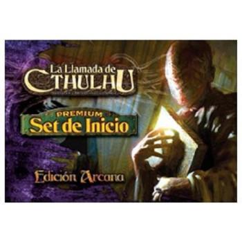 LA LLAMADA DE CTHULHU LCG SET DE INICIO EDICION ARCANA