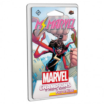 MS. MARVEL. PACK DE HEROE -...