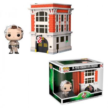 FUNKO POP! 03 DR. PETER...