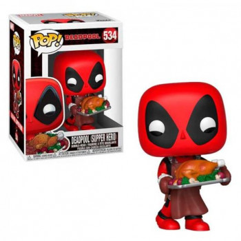 FUNKO POP! 534 DEADPOOL...