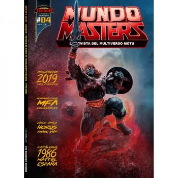 MUNDO MASTERS 04 LA REVISTA...