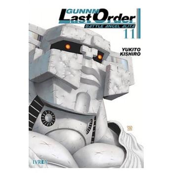 GUNNM: LAST ORDER 11