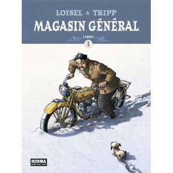 MAGASIN GENERAL. INTEGRAL 01