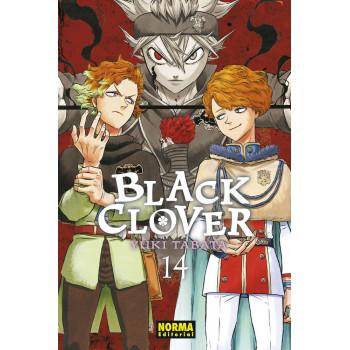 BLACK CLOVER 14