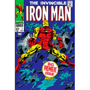IRON MAN 02: BY THE FORCE...