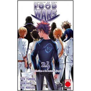 FOOD WARS 24