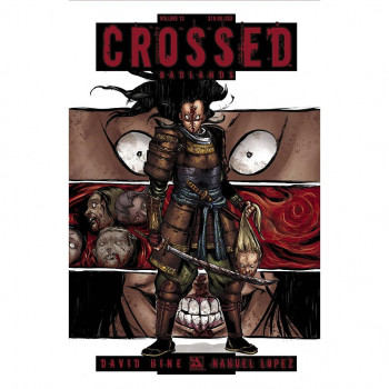 CROSSED 13