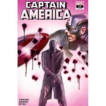 CAPITAN AMERICA 13