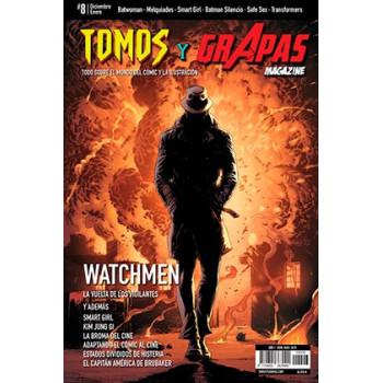TOMOS Y GRAPAS MAGAZINE 08