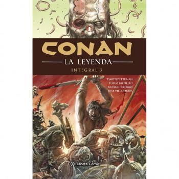 CONAN LA LEYENDA (INTEGRAL) 03