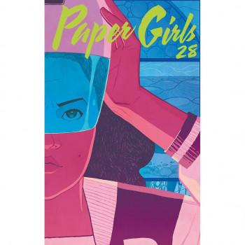 PAPER GIRLS 28